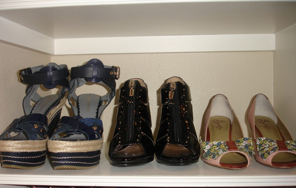 My shoe collection and closet!