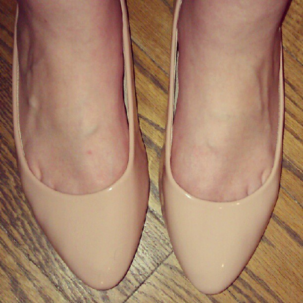 My new flats from FOREVER 21!