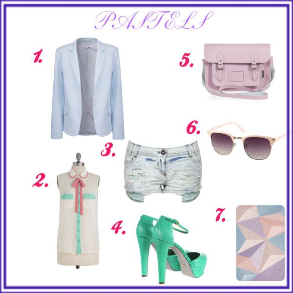 Mad for PASTELS!