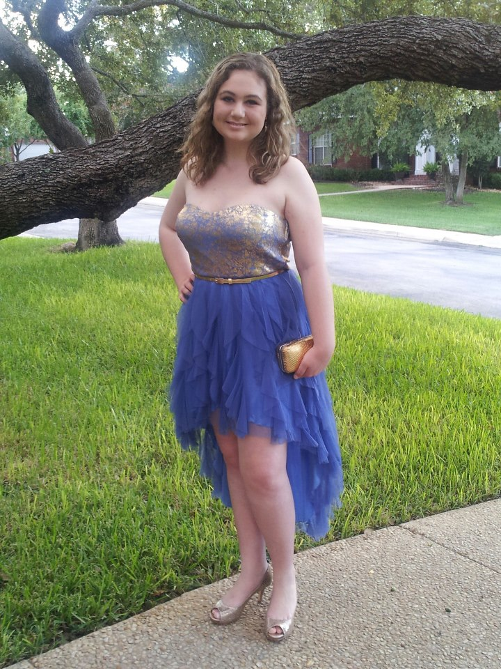My HOMECOMING Outfit! <3