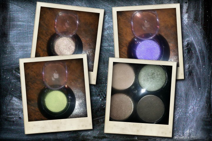 Outlet Shopping: Eyeshadows!