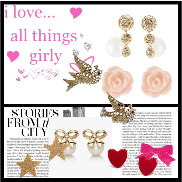 In Love with Girly Jewelry! ♥
