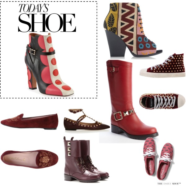 Fall/Winter 2014 Shoe Trends!