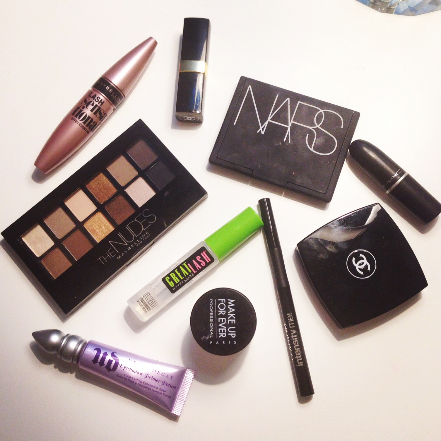 REVIEW: Favorite Makeup Products of 2015!