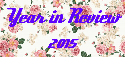 Year in Review: 2015