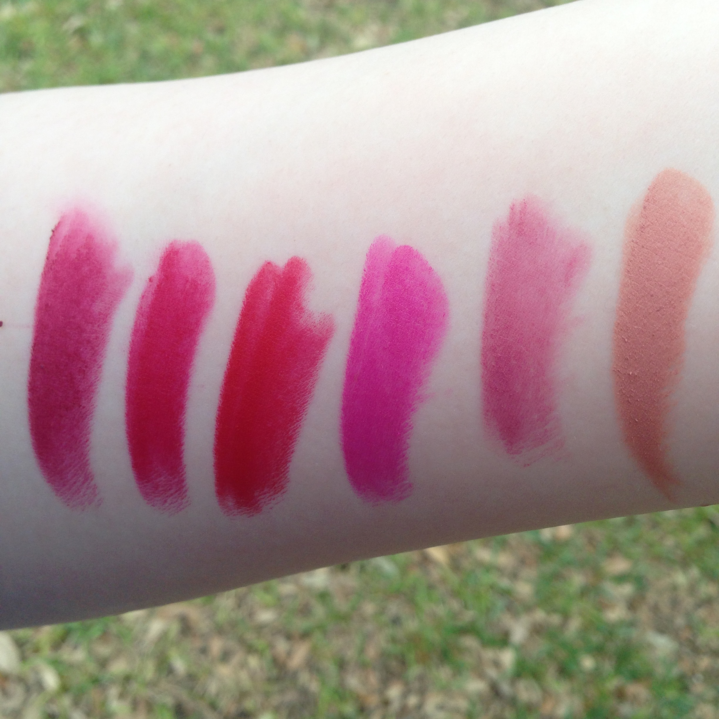 Studio Gear True Lipsticks REVIEW!