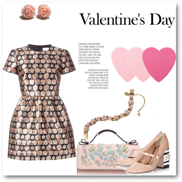 Cute Valentine's Day Outfit!