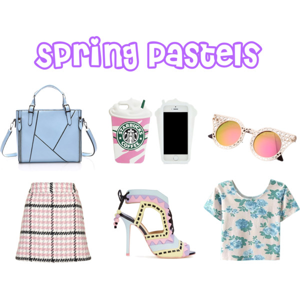 Spring Pastel Must-Haves!