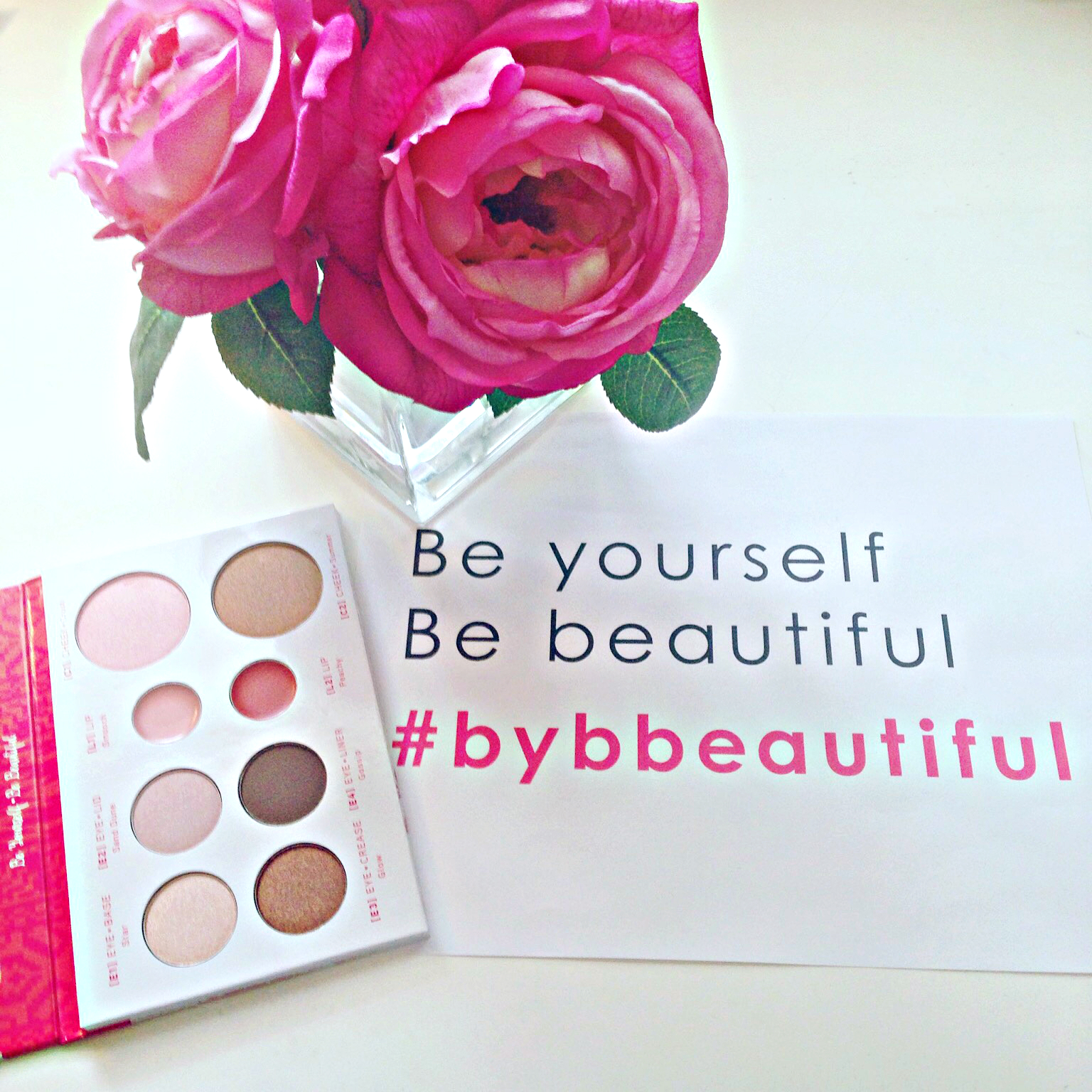 BYBB Makeup Palette REVIEW!