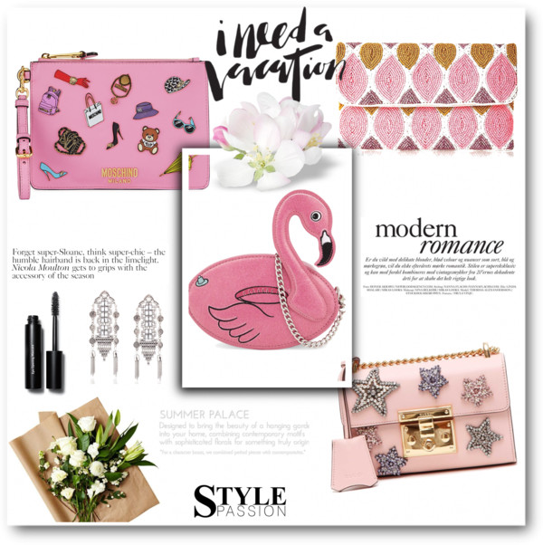 Best in Pink: Bags!