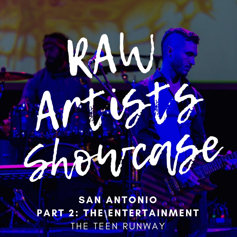 RAW Artists CONNECT Showcase: The Entertainment