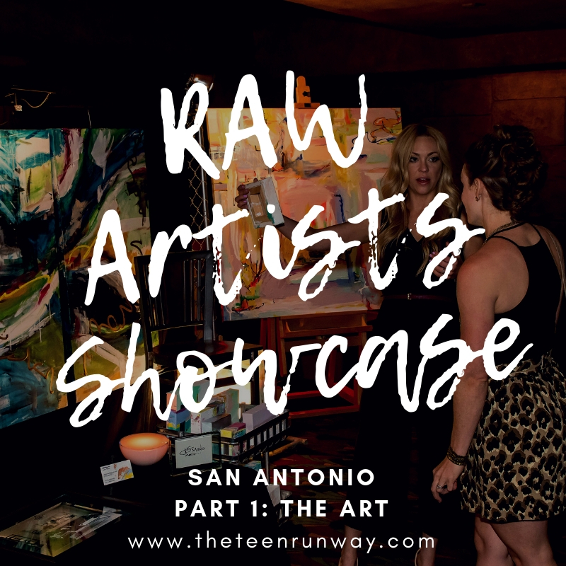 RAW Artists CONNECT Showcase: The Art