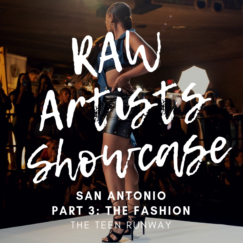 RAW Artists CONNECT Showcase: The Fashion